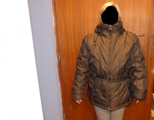 Wellensteyn Double Jacket brown