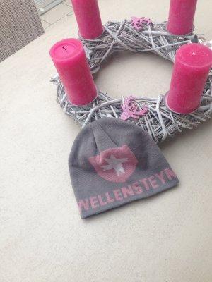 Wellenstyn Mütze