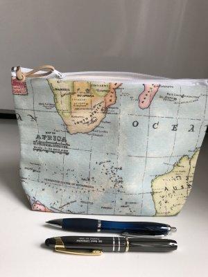 Weltkarte Südafrika Tasche Neu