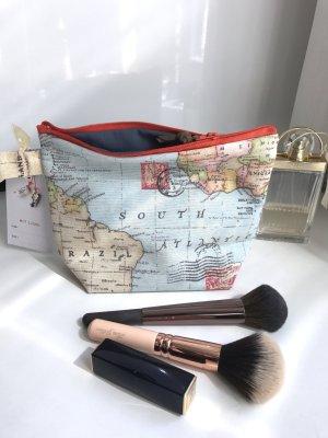 Weltkarten Tasche Neu