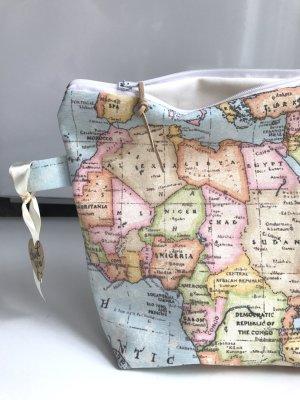 Weltkarten Tasche Neu Dawanda