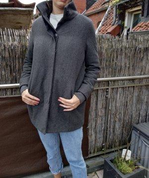 Wemoto Winterjas donkergrijs-grijs
