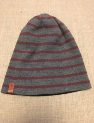 Nixon Beanie multicolored cotton