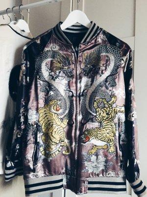 Wende Bomberjacke Limited Edition von Zara tiger Japan neu