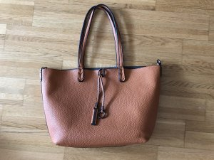 Turn Bag brown-grey