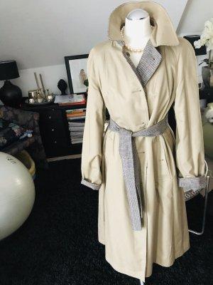 Wende Mantel langer Trenchcoat wie neu gr. 42 oder oversize