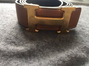 Hermès Belt multicolored leather