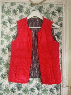 GDM Reversible Vest multicolored