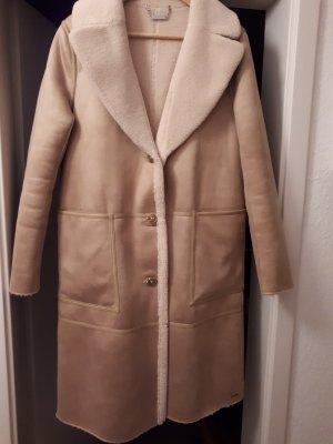 Manteau d'hiver beige