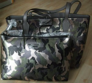 Guess Turn Bag multicolored