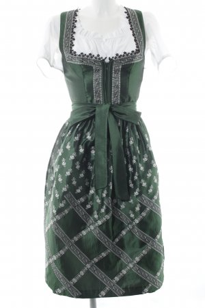 Wenger Dirndl flower pattern country style