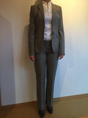 Hugo Boss Tailleur pantalone color cammello Lana vergine