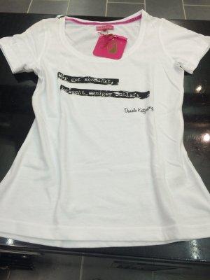 Wer gut schminkt, braucht weniger Schlaf by Daniela Katzenberger Shirt T-Shirt
