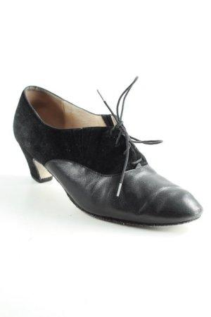Werner Kern Zapatos Informales negro elegante