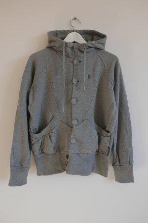 WESC Kapuzen-Sweater mit aufwendigen Details