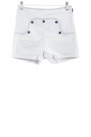 Wesc Shorts Streifenmuster Casual-Look
