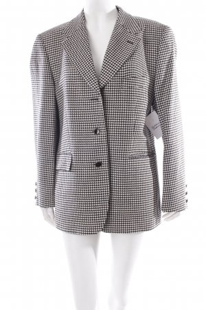 Westbury Boyfriend Blazer natural white-black vintage look