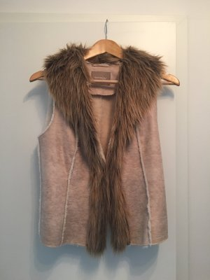 Orsay Fur vest multicolored