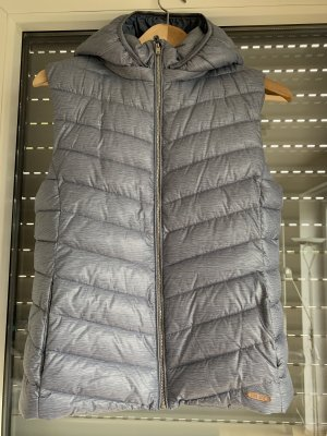 H&M Down Vest azure