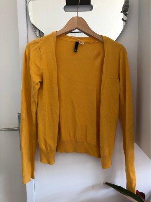 H&M Divided Gilet tricoté multicolore