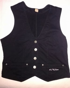 AJC Vest zwart