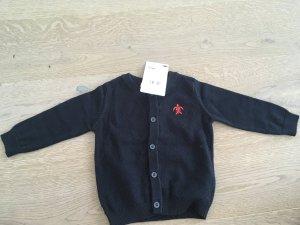 Name it Knitted Vest dark blue