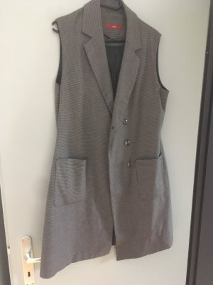 s.Oliver Long Knitted Vest multicolored