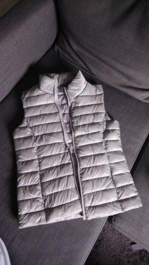 Down Vest light grey