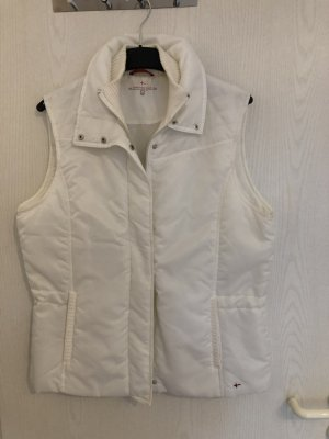 Greystone Quilted Gilet natural white mixture fibre
