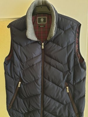 Bogner Down Vest dark blue