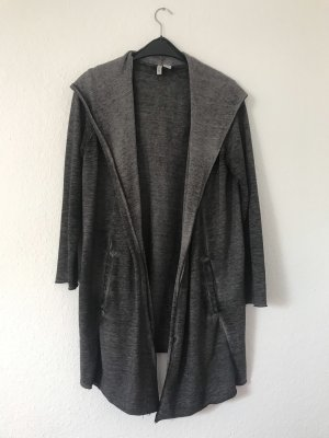 H&M Hooded Vest anthracite