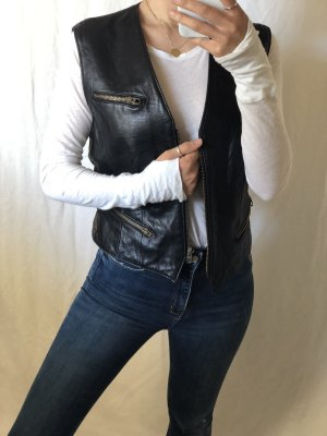 Blacky Dress Biker vest veelkleurig