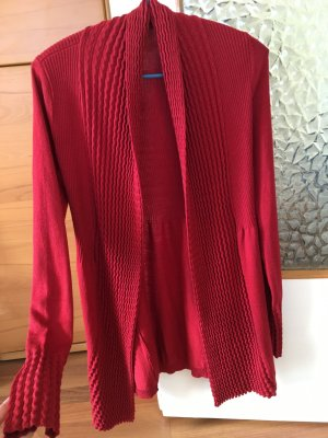 Orsay Knitted Vest neon red