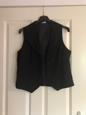 Colours of the World Fleece Vest black