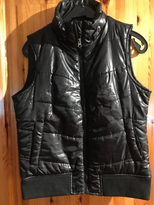Gina Quilted Gilet black