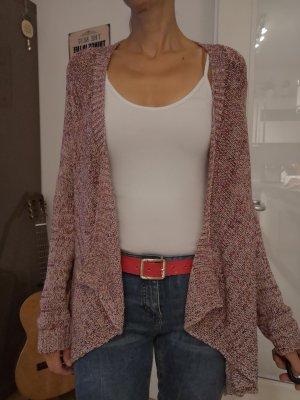 Amisu Knitted Cardigan multicolored