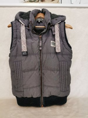 Superdry Hooded Vest multicolored