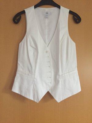 H&M Sports Vests natural white