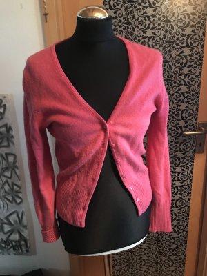 D.C.C. Gilet tricoté rose