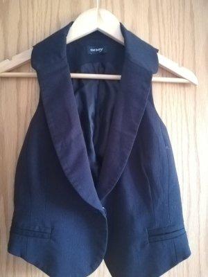 Orsay Gilet de costume noir