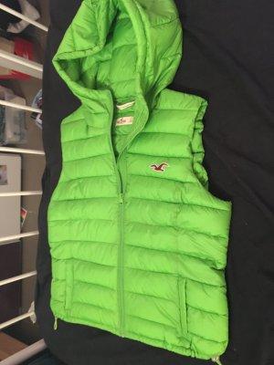 Hollister Veste chemise vert