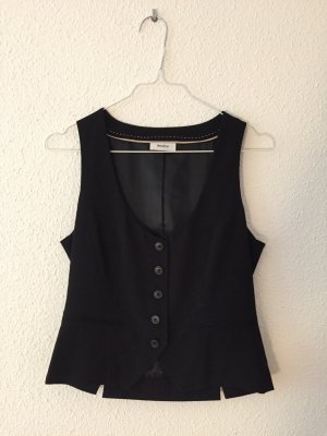 C&A Waistcoat black