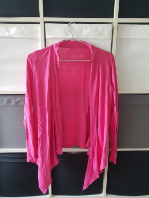 Weste/Cardigan rosa