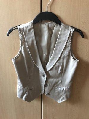 Vest room-licht beige