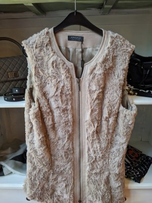 Apanage Reversible Vest nude