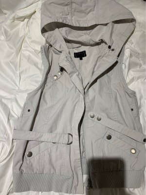 Xside Hooded Vest light grey