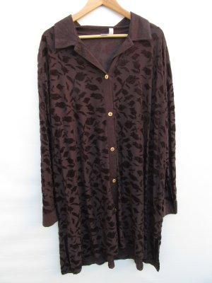 Ulla Popken Long Knitted Vest multicolored