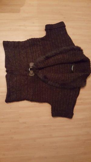Betty Barclay Vest bruin-donkerbruin Wol