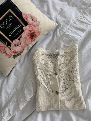 Knitted Vest cream