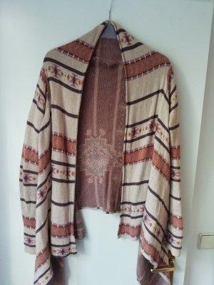 Review Vest room-bruin-paars